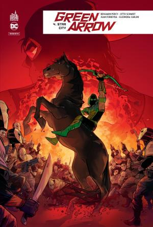 Green Arrow Rebirth 4 TPB hardcover (cartonnée)
