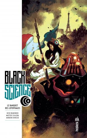 Black Science # 8