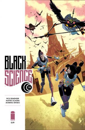 Black Science # 38 Issues (2013 - 2019)