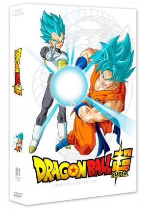 Dragon Ball Super édition collector A4