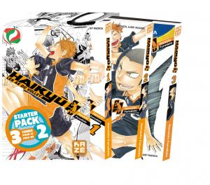 Haikyû !! Les as du volley édition Coffret