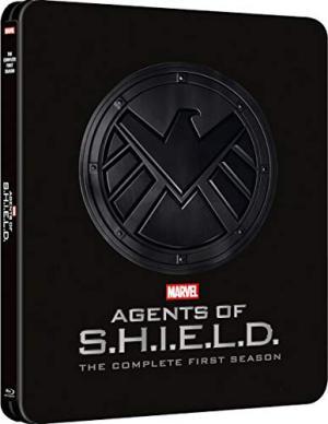 Marvel : Les agents du S.H.I.E.L.D. édition Steelbook Zavvi
