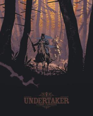 Undertaker 4 Edition bibliophile