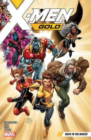 X-Men - Gold édition TPB Softcover (2017 - 2018)