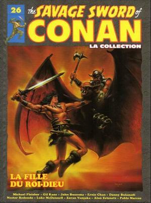 The Savage Sword of Conan 26 - La fille du roi-dieu