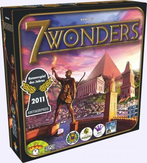 7 Wonders édition simple