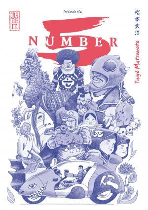 Number 5 édition intégrale