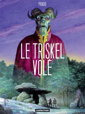Le Triskel volé édition simple