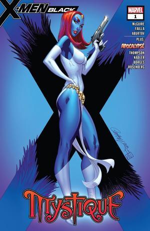 X-Men - Black - Mystique # 1 Issue (2018)