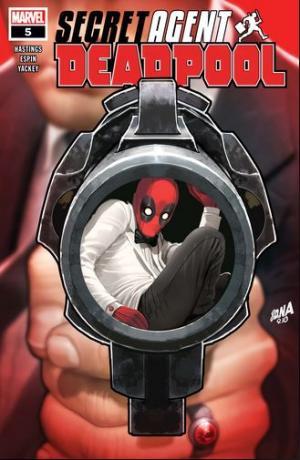 Deadpool - Secret Agent Deadpool # 5 Issues (2018)