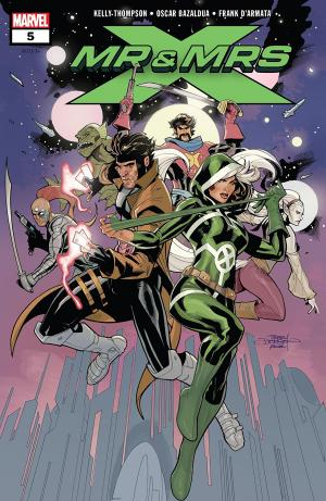 Mr. and Mrs. X # 5 Issues (2018 - 2019)