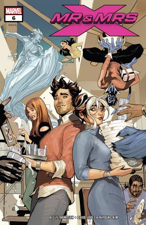 Mr. and Mrs. X # 6 Issues (2018 - 2019)
