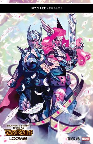 Thor # 8 Issues V5 (2018 - Ongoing)