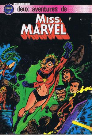 Ms. Marvel édition Miss Marvel - Reliure Éditeur (1980 - 1983)