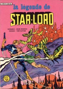 Star-Lord édition Kiosque (1983)