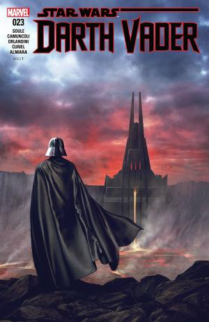 Darth Vader # 23 Issues V2 (2017 - 2018)