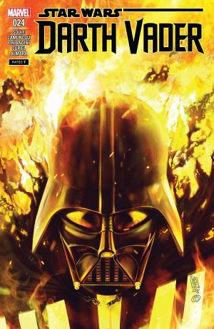 Darth Vader # 24 Issues V2 (2017 - 2018)
