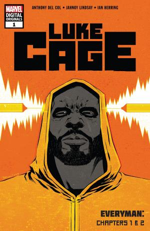 Luke Cage édition Issues V2 - Marvel Digital Original (2018)