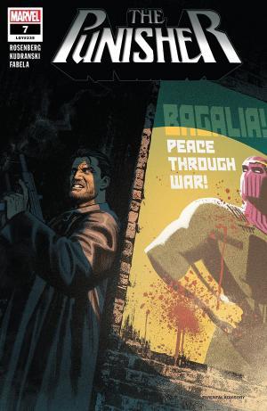Punisher # 7 Issues V12 (2018 - 2019)