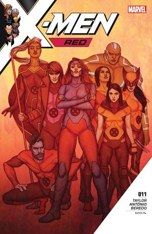 X-Men - Red # 11 Issues (2018)