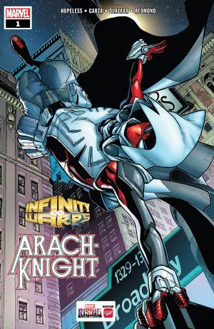 Infinity Wars - Arachknight édition Issues (2018)