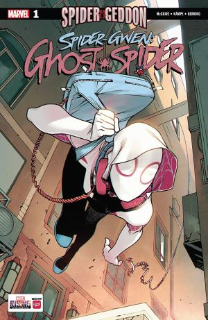 Spider-Gwen - Ghost-Spider # 1 Issues (2018 - Ongoing)