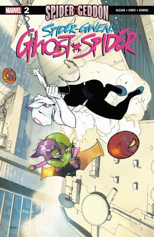 Spider-Gwen - Ghost-Spider # 2 Issues (2018 - Ongoing)