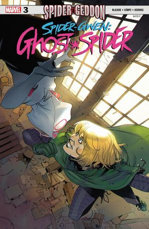 Spider-Gwen - Ghost-Spider # 3 Issues (2018 - Ongoing)