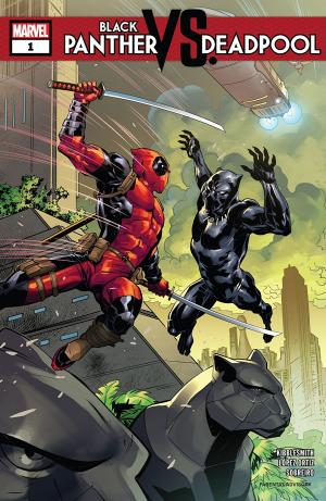 Black Panther Vs. Deadpool # 1 Issues (2018 - 2019)