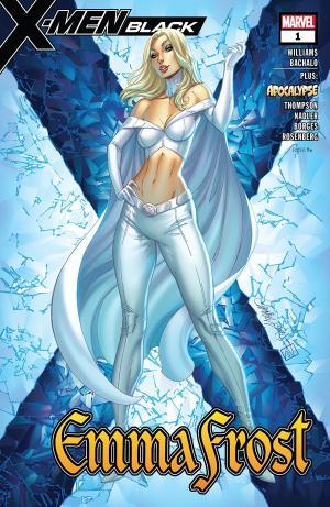 X-Men - Black - Emma Frost # 1 Issue (2018)