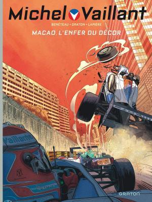 Michel Vaillant - Nouvelle saison 7 - Macao, l'enfer du décor