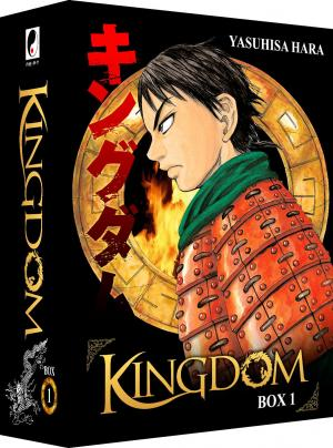 Kingdom # 1 Coffret