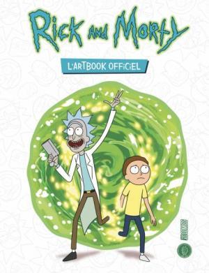 Rick et Morty - L'artbook officiel