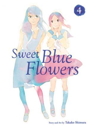 Fleurs Bleues édition Double