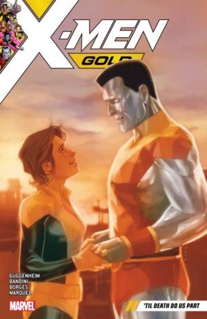 X-Men - Gold # 6 TPB Softcover (2017 - 2018)