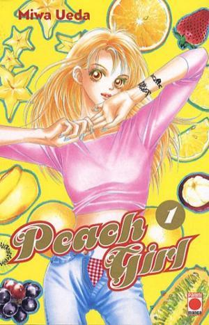Peach Girl édition Réédition