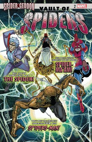 Vault of Spiders # 2 Issues (2018)