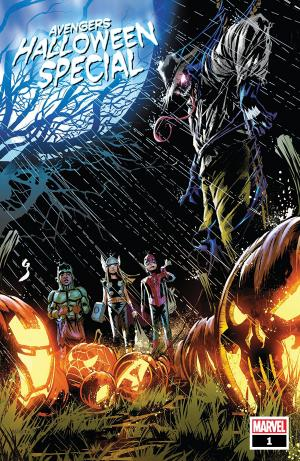 Avengers Halloween Special  Issue (2018)
