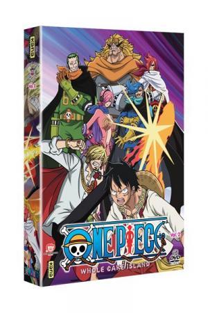 One Piece 2 DVD - Saison 15 - Whole Cake Island