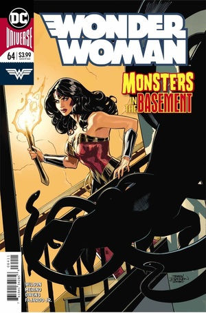Wonder Woman # 64 Issues V5 - Rebirth (2016 - 2019)