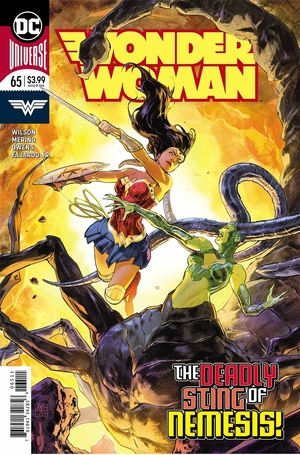 Wonder Woman # 65 Issues V5 - Rebirth (2016 - 2019)