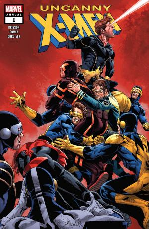 Uncanny X-Men édition Issues V5 - Annuals (2019 - Ongoing)
