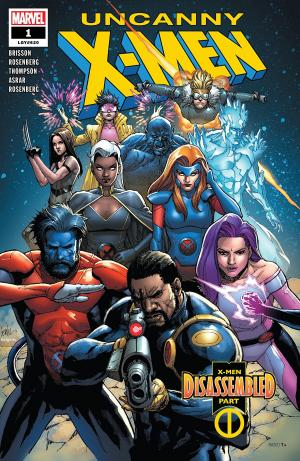 Uncanny X-Men édition Issues V5 (2018 - Ongoing)