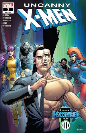 Uncanny X-Men # 3 Issues V5 (2018 - Ongoing)