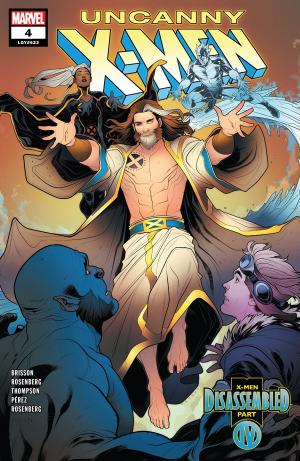 Uncanny X-Men # 4 Issues V5 (2018 - Ongoing)
