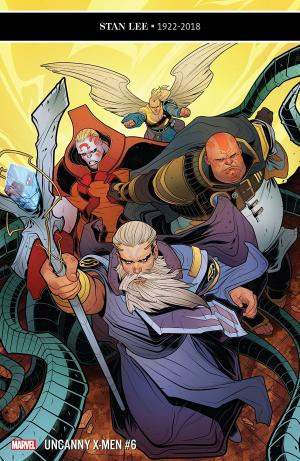 Uncanny X-Men # 6 Issues V5 (2018 - Ongoing)