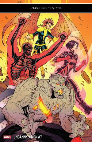 Uncanny X-Men # 7 Issues V5 (2018 - Ongoing)