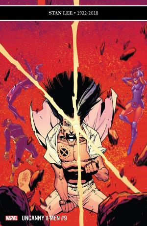 Uncanny X-Men # 9 Issues V5 (2018 - Ongoing)