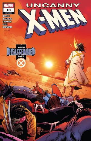 Uncanny X-Men # 10 Issues V5 (2018 - Ongoing)