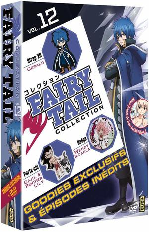 Fairy Tail Collection 12 Simple